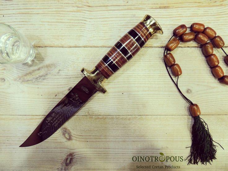 STILLETO MONOKOPO KNIFE   #dagger  #monokopo #knife #knifecommunity #knives #crete #cretan #traditional #souvenir #handmade #giftideas #giftsforhim #giftguide #gifts #gift #oinotropous #etsy #etsyseller #etsyshop #etsyfinds #etsystar