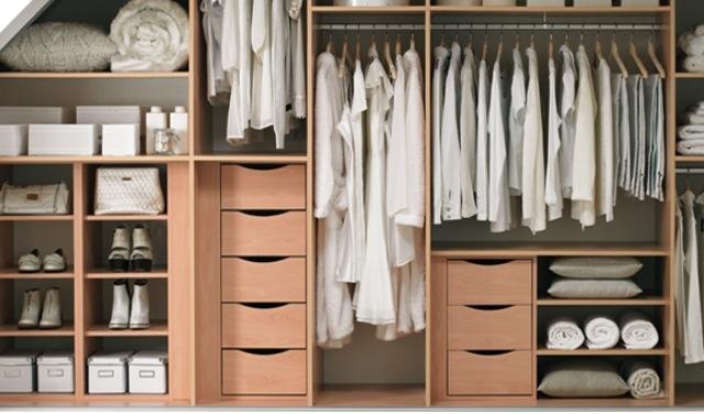 So organised✨ #wardrobe #dream