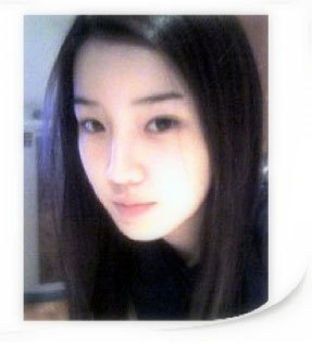 So apparently, this is Park Bom before surgery.... She looks even prettier! In my opinion anyway.