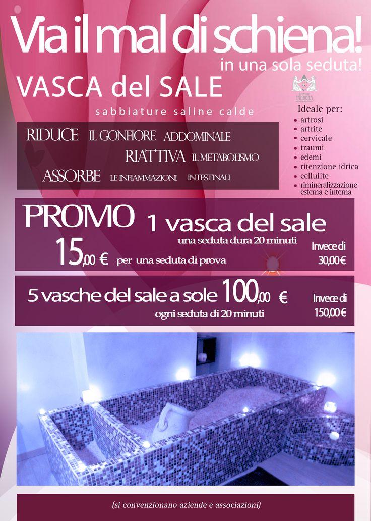 Vasca del sale IL VASO DI PANDORA Via Pompeo Marchesi 41 - MILANO