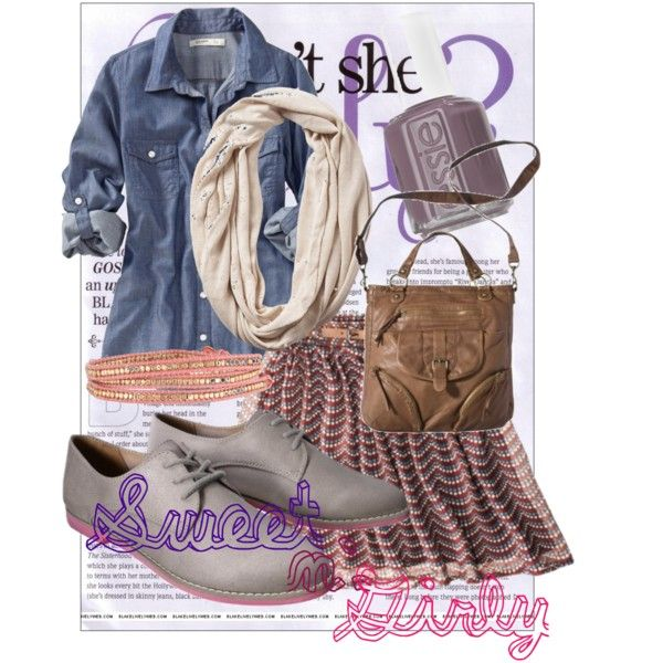 """""""""""Sweet and Girly"""" Ways to wear suede oxfords outfit #1"""" by fearlesslove143 on Polyvore"""