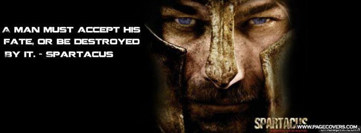 Spartacus quotes