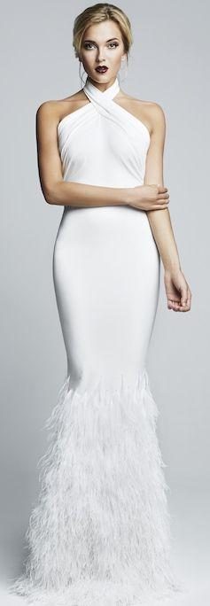 Que lindo vestido blanco - una nurva foto de @catalinapagella