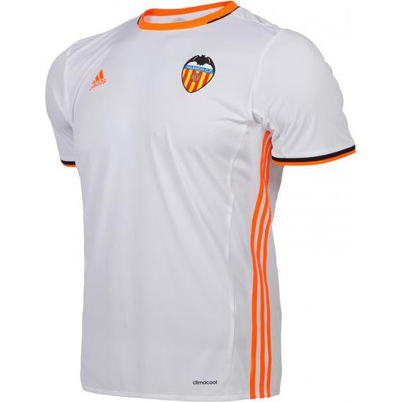 Camiseta Valencia Primera 2016-17
