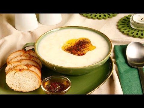 Beyaz Lahana Çorbası Nasıl Yapılır? - YouTube