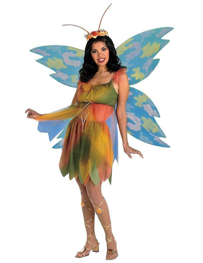 Women's Woodland Fairy Costume