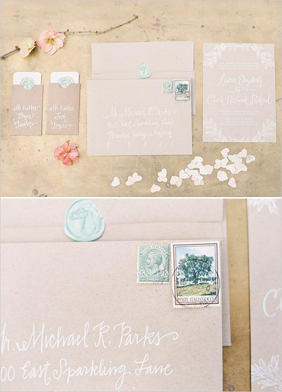 love these...would need to make more formal using bronze and def would like a monogram