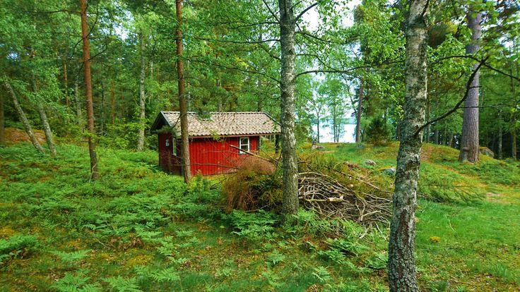 """Oh the Island Life is the Life for Me""  The wonders of spending a night on the Stockholm Archipelago. #island #stockholm #sweden #backpacking #wanderlust #fernweh #solotravel #blog #blogging #traveltips"