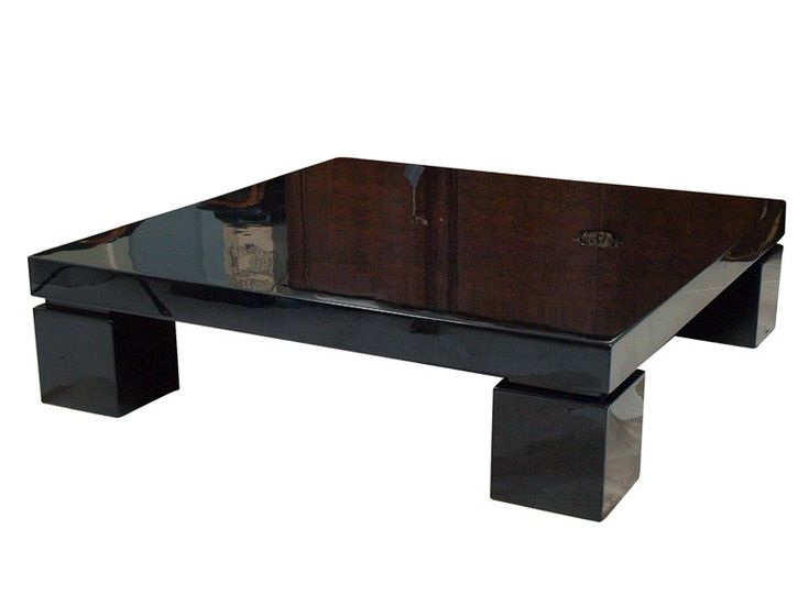 12 Best Black Lacquer Coffee Tables Images On Pinterest Coffee Tables Low Tables And Furniture