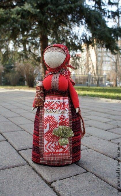 Народные куклы ручной работы. Ярмарка Мастеров - ручная работа Берегиня дома. Handmade.
