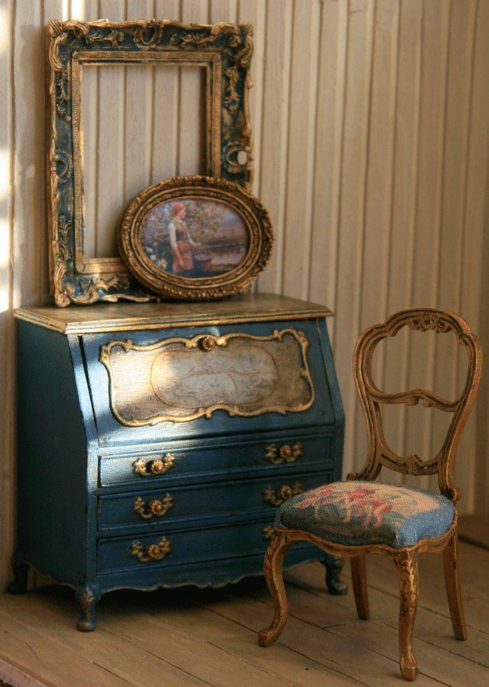 miniatures dollhouse furniture. shabby chateau my petit parterre miniature furnituredollhouse miniatures dollhouse furniture n