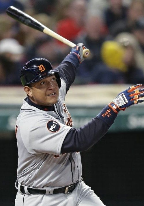 """6. Miguel Cabrera  -  José Miguel Cabrera Torres, commonly known as Miguel Cabrera and nicknamed """"Miggy"""", is a Venezuelan professional baseball player. He is currently the first baseman for the Detroit Tigers of Major League Baseball.   -"""