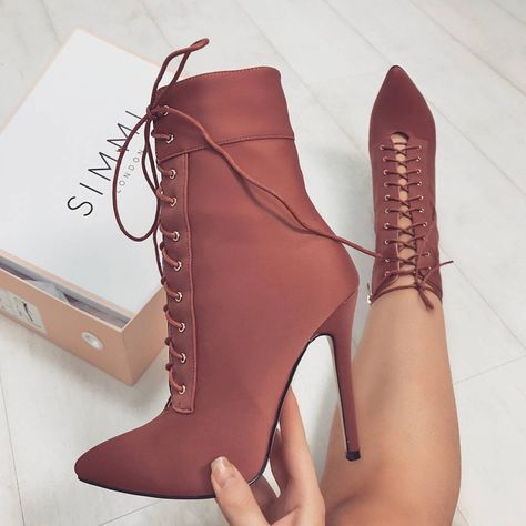 "14.4k Likes, 124 Comments - WWW.SIMMI.COM (@simmishoes) on Instagram: ""Obsessed with this 20% off everything with code GETCRACKIN Shoes: Amara - £32.00 Shop:…"""