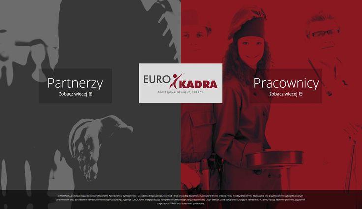 ROZWIJAMY SIĘ DLA WAS! NOWE OTWARCIE! http://eurokadra.com.pl/ Zapraszamy do odwiedzin na naszej nowej stronie internetowej!