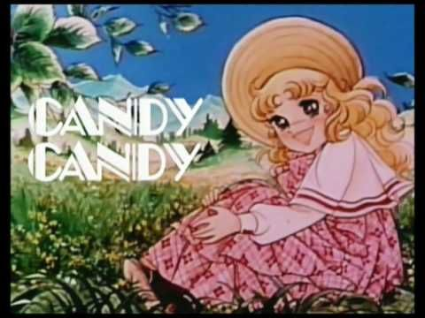 """""""Candy Candy"""" Italian track by Rocking Horse"""