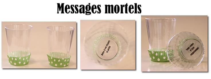 Messages mortels, Halloween, deguisetoi.fr