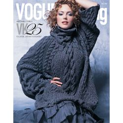 Vogue Knitting Leaf Blanket Pattern : 1000+ images about Vogue Knitting - patterns on Pinterest ...