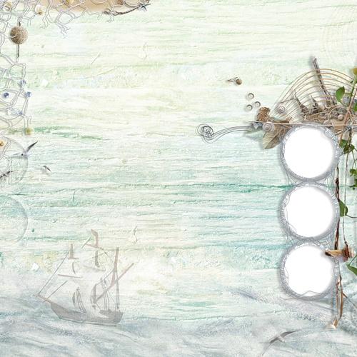 Lady Rain - sea scrap strvnichki and clusters (11). Png» on Yandex