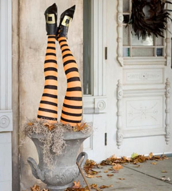 Amazing Cheap And Scary Halloween Decorations Ideas