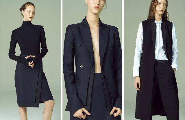 Dion Lee Woolmark Partner on Tailored Suit Collection