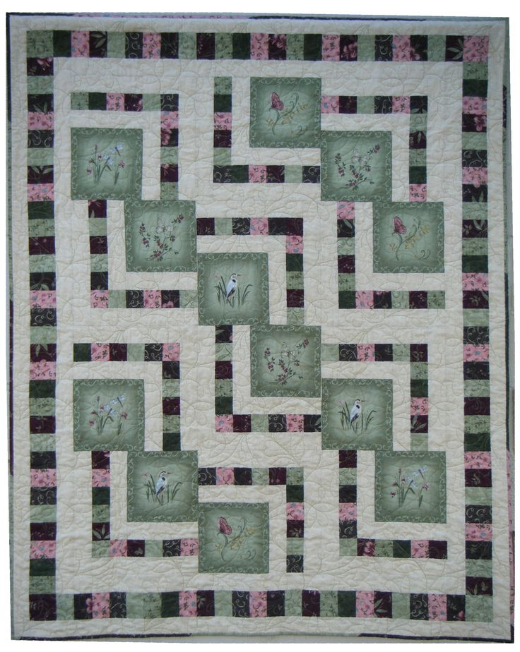 Zig Zag Zoom! Quilt Pattern Quilting and Cross Stitching Pinterest