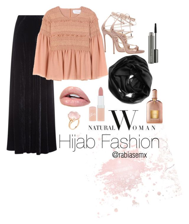 """""""new"""" by rabiasemx on Polyvore featuring Dsquared2, Etro, See by Chloé, Rimmel, MAC Cosmetics, Goshwara, Calvin Klein and Tom Ford"""