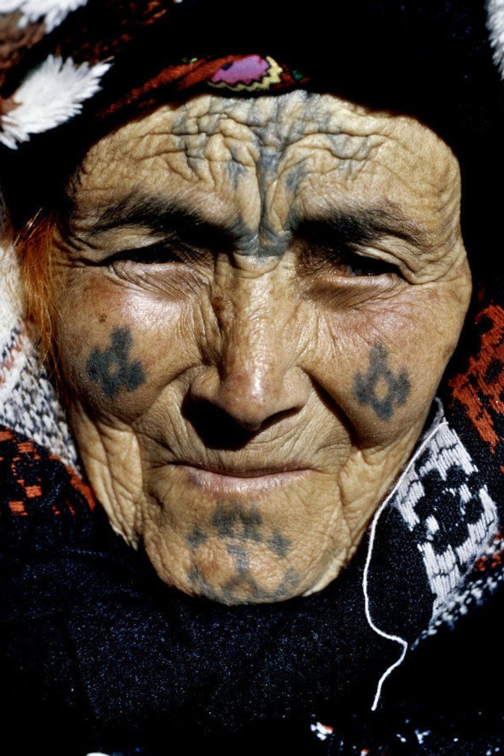 Inked Heritage: Berber Women's Tattoos In Algeria