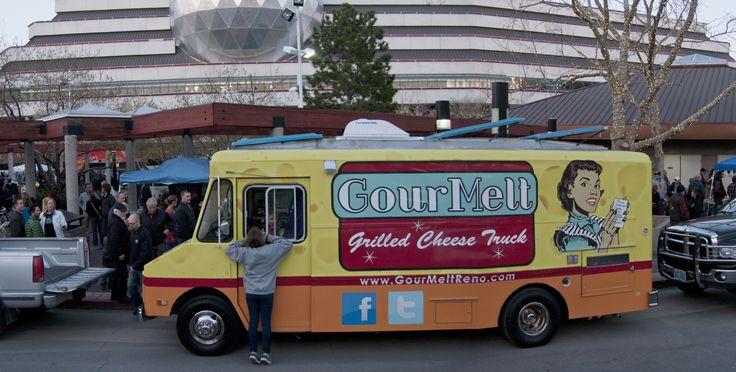 Food Truck Fridays | April 5 - Oct 2013
