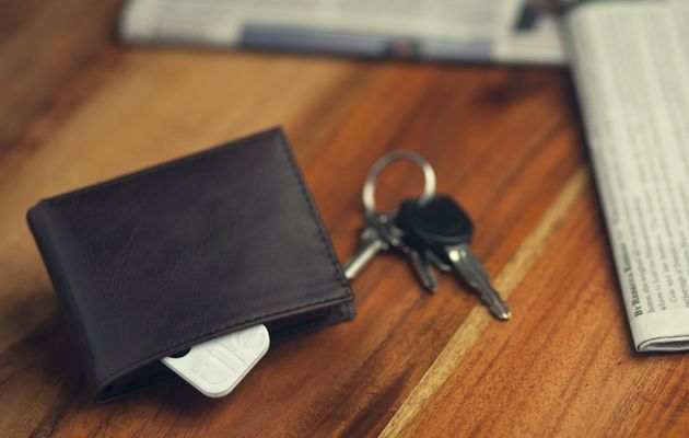 Tracker, so you do not lose your keys or phone.