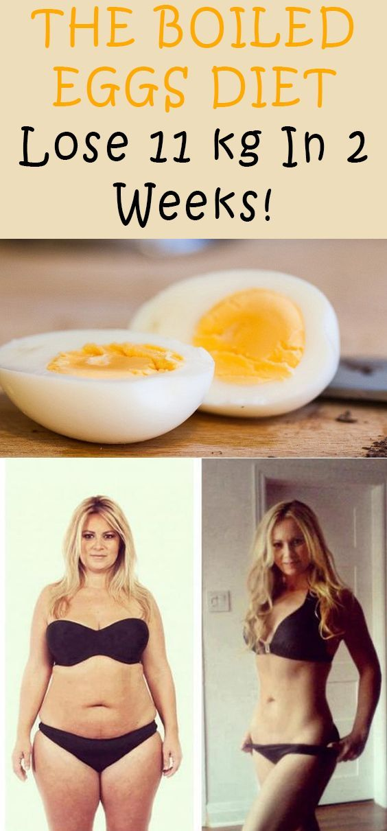 The boiled eggs diet lose 11 kg in 2 weeks fashion for Fish only diet