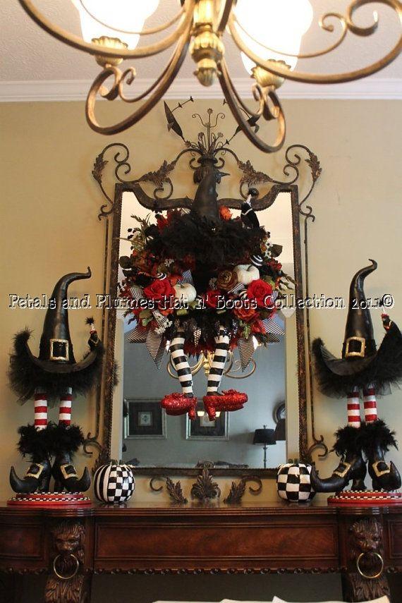 Witch wreath