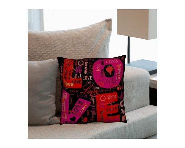 Love Graffiti ΙΙ, διακοσμητικό μαξιλάρι ,9,90 €,https://www.stickit.gr/index.php?id_product=17664&controller=product