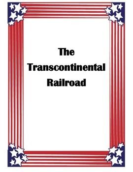 These thorough notes on the transcontinental railroad will help you supplement any lesson.   There are notes on how the railroad brought social and economic changes to the Unites States.  There are also notes on the tow railroads that met; The Union Pacific and the Central Pacific.