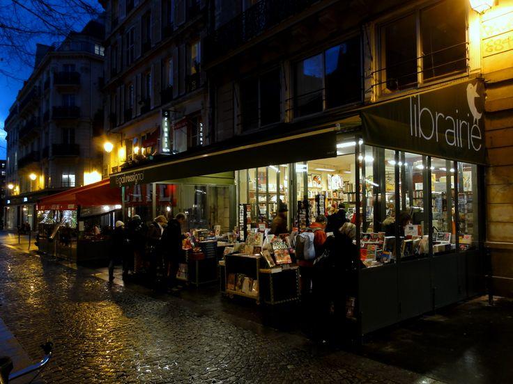 Rue St. Martin