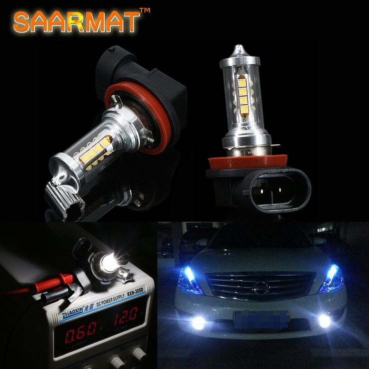 The 25 best nissan pathfinder 2010 ideas on pinterest used 2 x led h11 h8 h9 drl bulb canbus car fog lights for nissan teana tiida fandeluxe Images