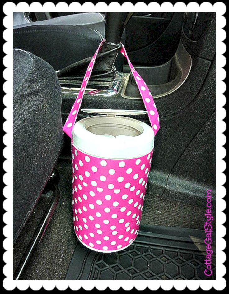 awesome 52 Clever and Cool DIY Car Trash Can Ideas for Messy People  https://about-ruth.com/2017/08/29/52-clever-cool-diy-car-trash-can-ideas-messy-people/
