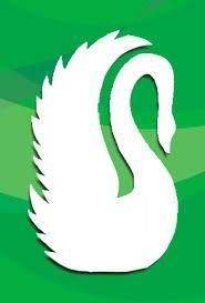 Resultado de imagen para cisnes para dibujar