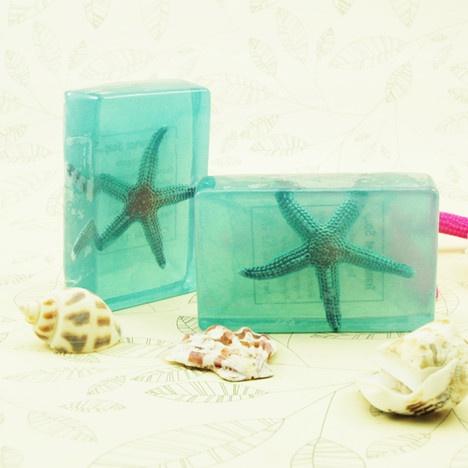 star handmade soap