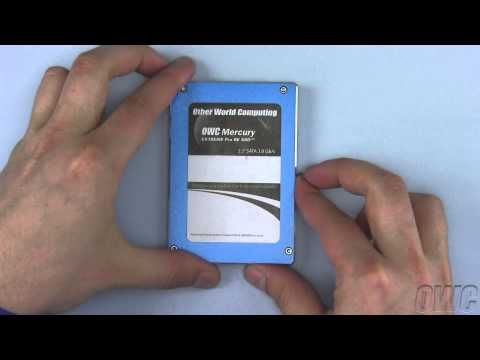 13-inch MacBook Pro Mid 2010 Hard Drive/SSD Installation Video - YouTube