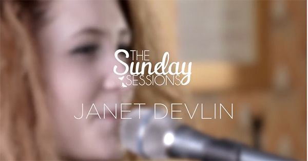 "The Sunday Sessions Features Performances by Janet Devlin  - http://www.okgoodrecords.com/blog/2015/04/29/the-sunday-sessions-features-performances-by-janet-devlin/ - The Sunday Sessions has featured two acoustic performances from Janet Devlin. The Sunday Sessions refers to Janet as ""an artist on the verge of a massive breakthrough."" Janet brought her folk-pop brilliance to The Workman's club, where she performed ""Whisky... - exclusive, Folk-Pop, Frida"