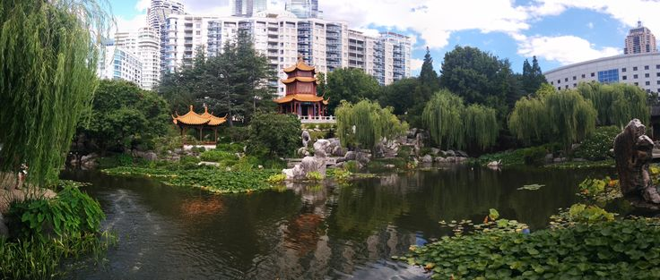 Darling Harbour Chinese Garden