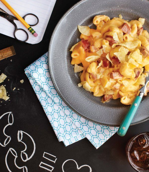 Trailer Mac and Cheese recipe from Oakland's Homeroom Restaurant. # ...