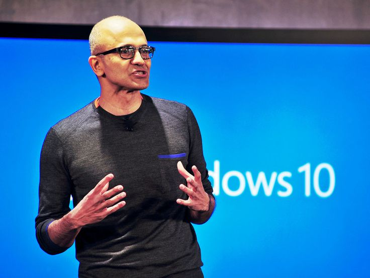 Microsoft's Satya Nadella says if OEMs don't make Windows phones they will | Interesting tidbit about Intel-powered phones coming, too.