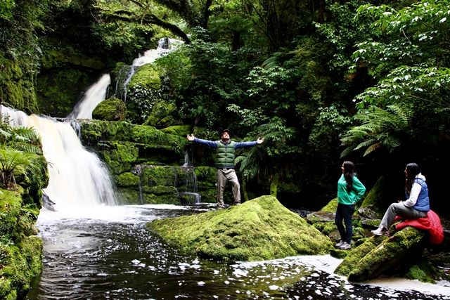 Trovolo - Southland #travel #photography #southland #newzealand #waterfall