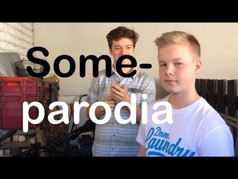 Sosiaalinen Media -parodia