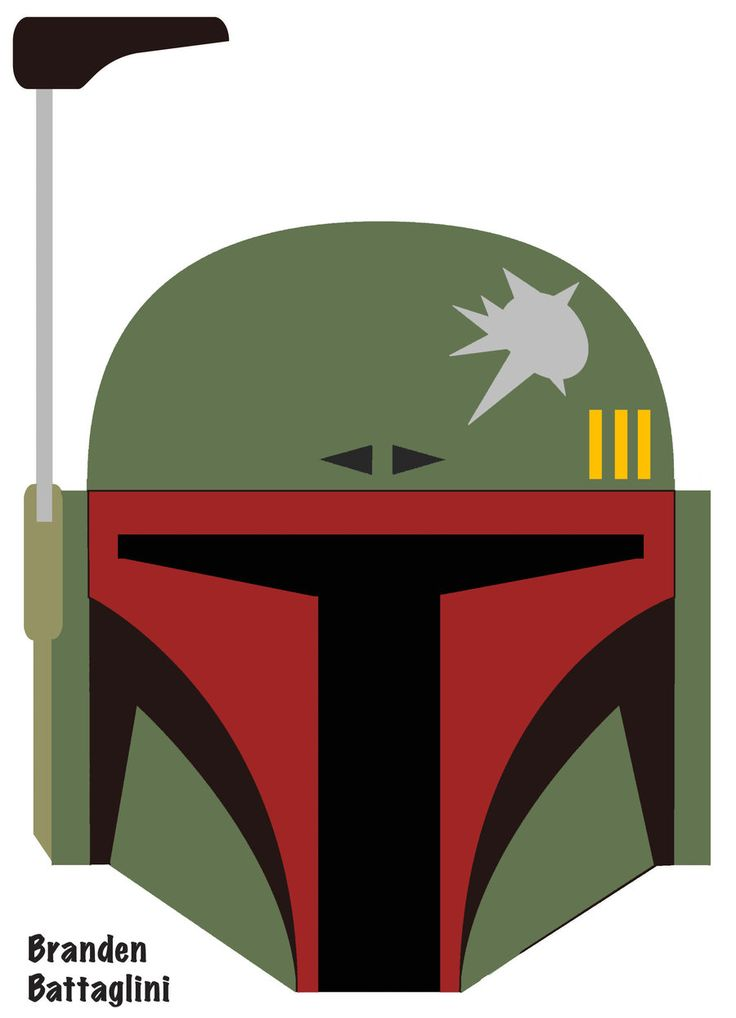 boba_fett vector art