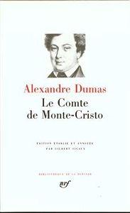 Le Comte de Monte-Cristo (Leather-Bound Hardcover)<br>Alexandre Dumas