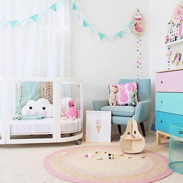 447 besten kinderzimmer für mädchen Bilder auf Pinterest Mädchen - kinderzimmer spezielle madchen