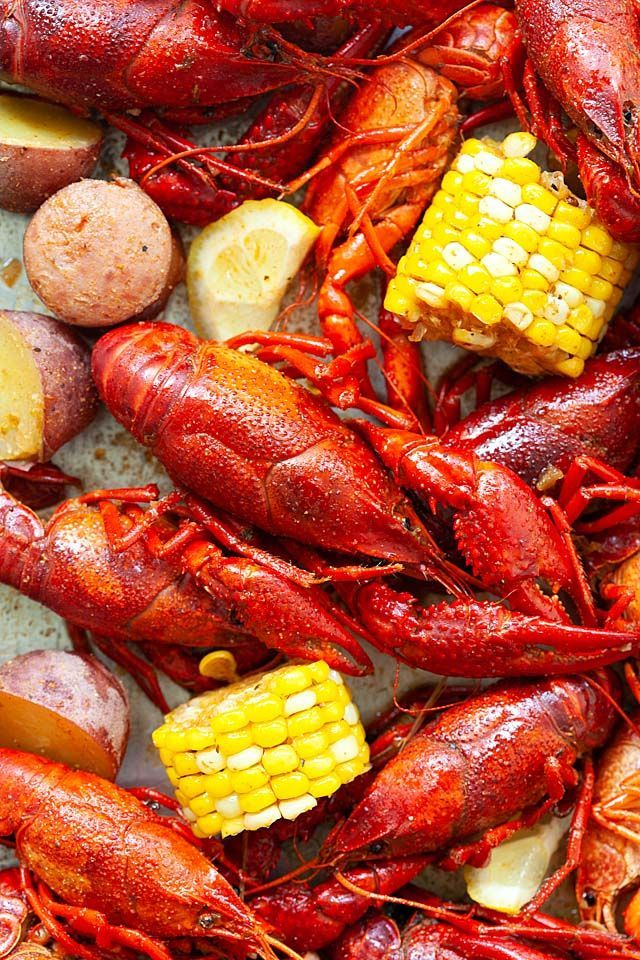 Crawfish Boil Best New Orleans Louisiana Recipe Rasa Malaysia