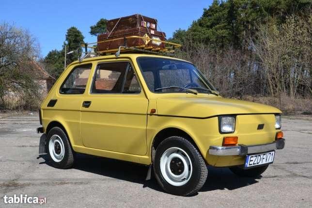 Fiat 126 IKONA POLSKIEJ Motoryzacji 1983 w Zduńskiej Woli - image 5